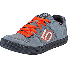 Five Ten Freerider - Chaussures Homme - gris/orange